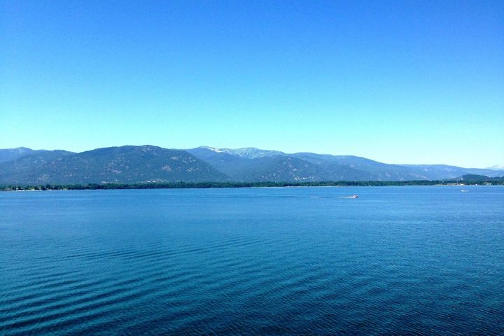 Schweitzer and Lake Pend Oreille