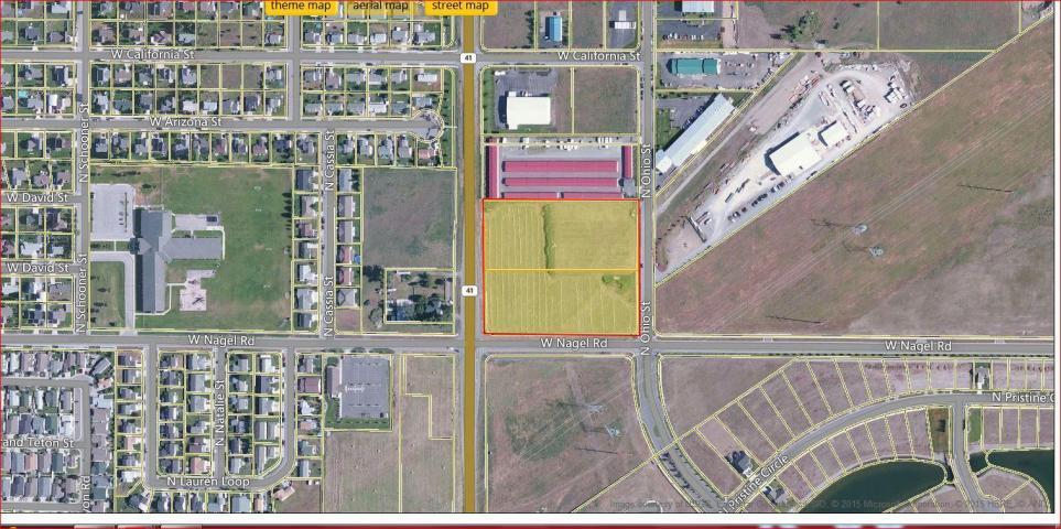 NE Corner Hwy 41 & Nagel, Rathdrum, ID 83858