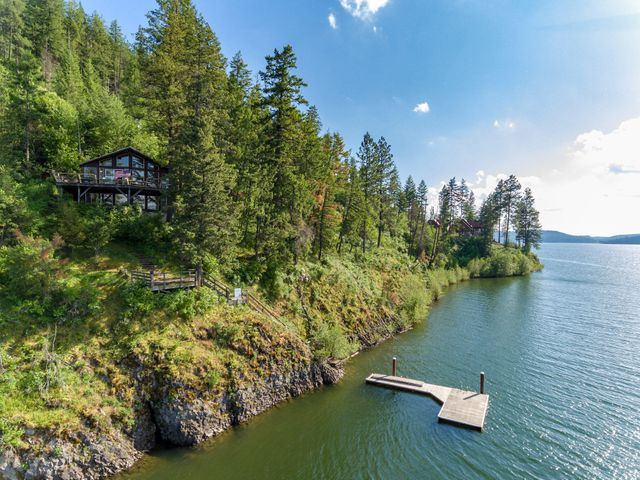 61950 S POWDERHORN BAY RD, Harrison, ID 83833