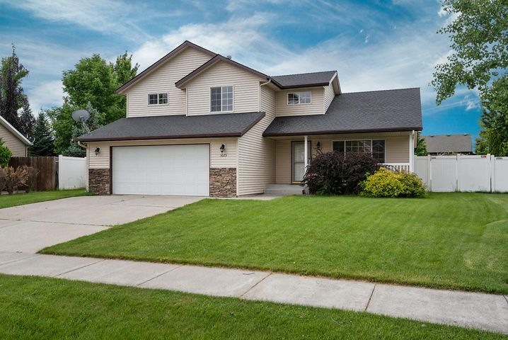 3025 W BLUEBERRY CIR, Hayden, ID 83835