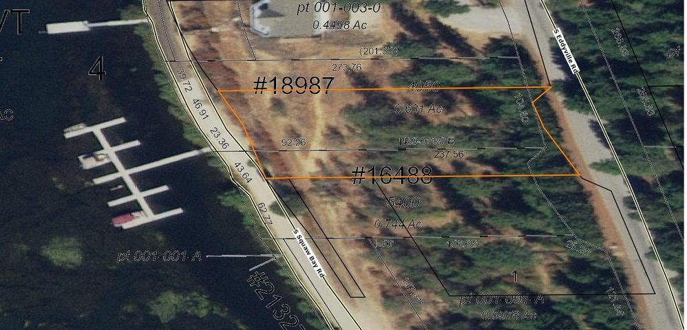 Holly Rd lot 6, Harrison, ID 83833