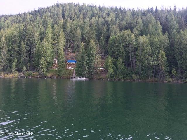 NKA Amadahi Park, Lot 28 B, Spirit Lake, ID 83869