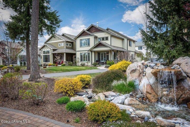 Beautiful home in secure gated community.