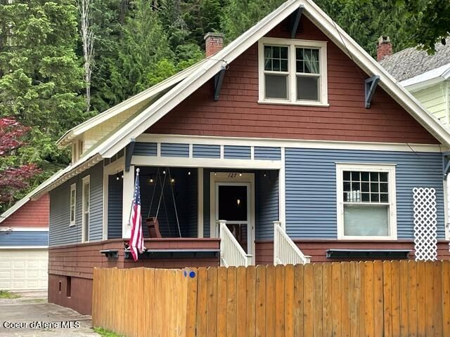 127 King St, Wallace, ID 83873