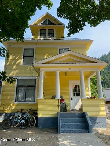 209 Cypress Ave, Wallace, ID 83873