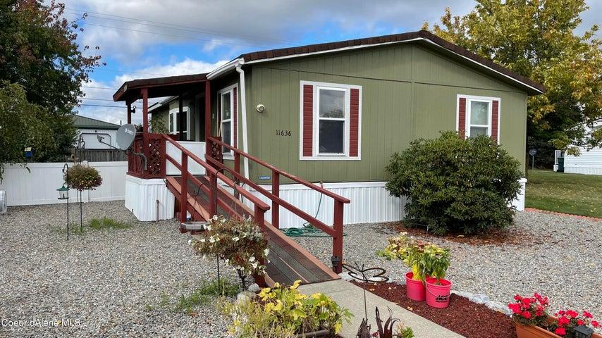 11636 N ALASKA LOOP, Hayden, ID 83835