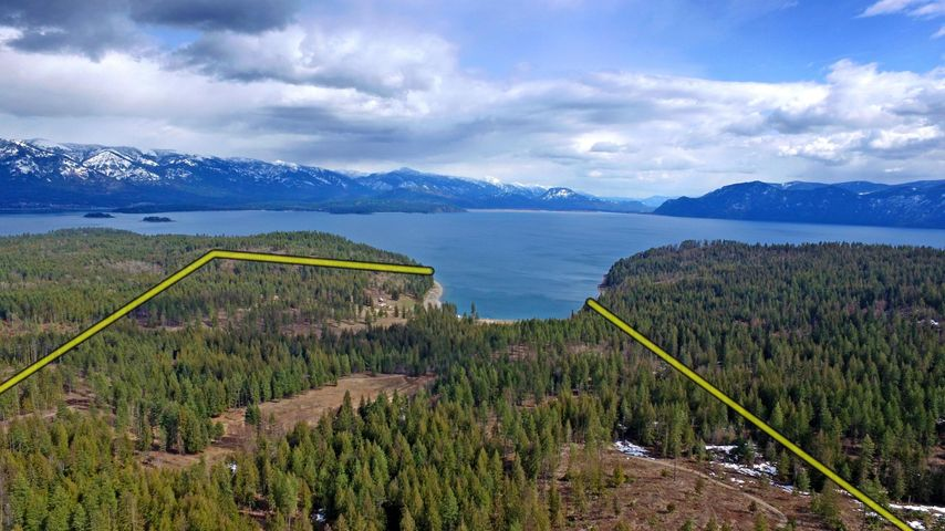 407 Acres Camp Bay Road, Sagle, ID 83860