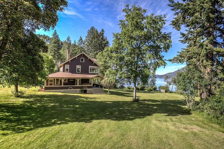 114 Fort George Road, Bayview, ID 83803