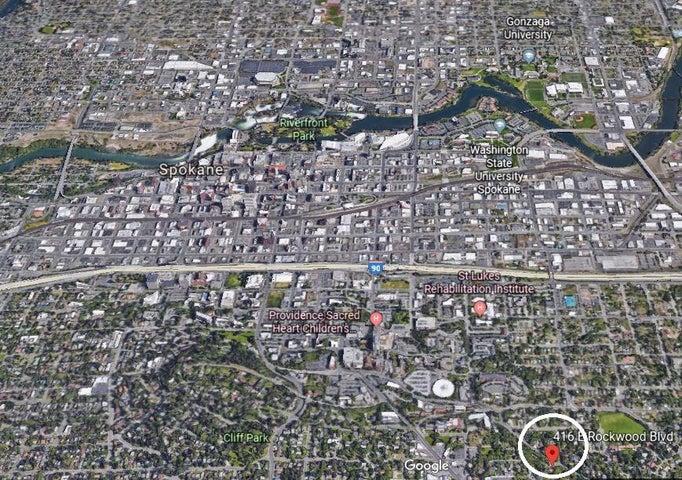 416 E Rockwood Blvd, Spokane, WA 99202
