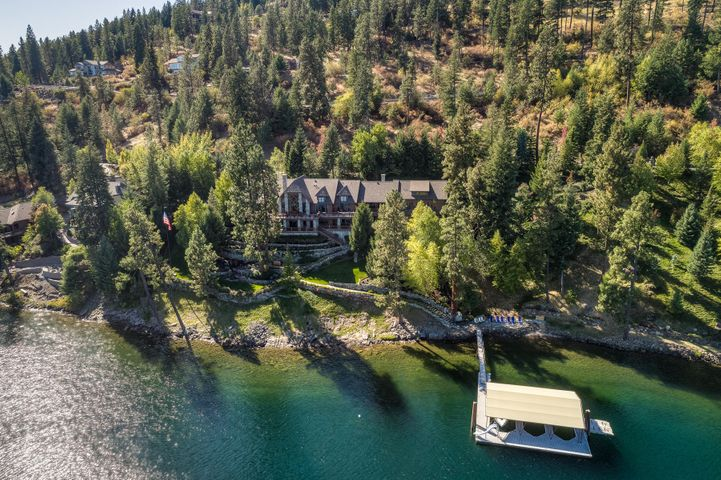 4736 S THREEMILE POINT RD, Coeur d'Alene, ID 83814