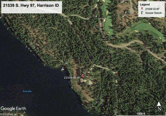 21539 S HIGHWAY 97, Harrison, ID 83833