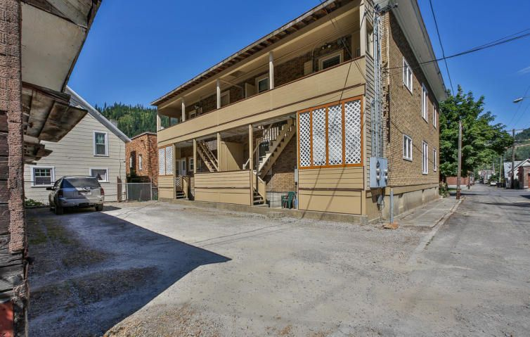 304-310 Second Street, Wallace, ID 83873