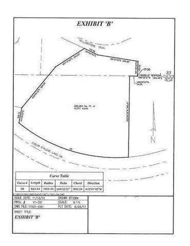 Lot 2 & 3 E Beacon Hill Ct, Coeur d'Alene, ID 83814