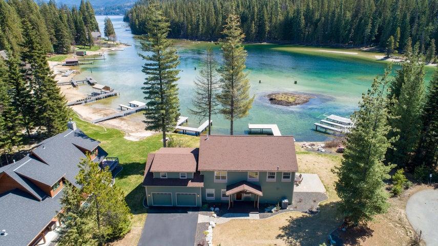 Priest Lake Fine Homes - Black Rock Properties North Idaho
