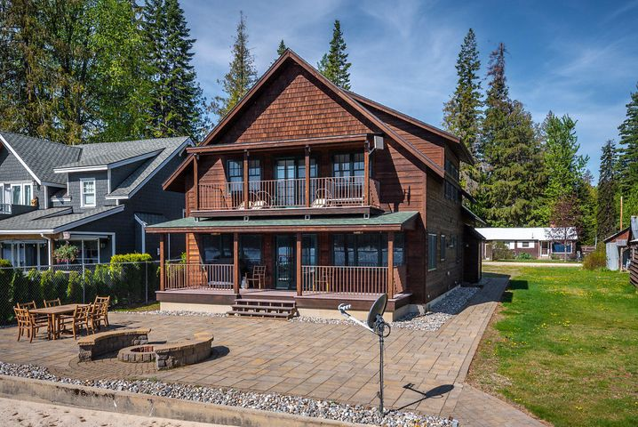 Priest Lake Waterfront Homes for Sale - Idaho Real Homes LLC