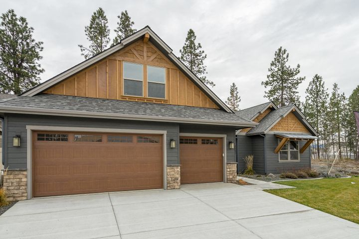 *To be built* Welcome to Coeur d' Alene Place newest phase! Schools parks and trail systems are all located nearby, making it an ideal place to call home. The Hudson floor plan (with bonus & full bath in bonus) offers 4 bedrooms, 3.5 bathrooms, 3 car garage & 2,787 sq ft. These homes come with gourmet kitchens with quartz, plus full tile back splash, stainless steel appliances, Lvp flooring, gas fireplace, central A/C, tile master bath & more. Craftsman exterior w/ hard plank siding. Photos are file photos and show previously completed construction. Some finishes may vary and may be upgrades and may not be included in purchase price.