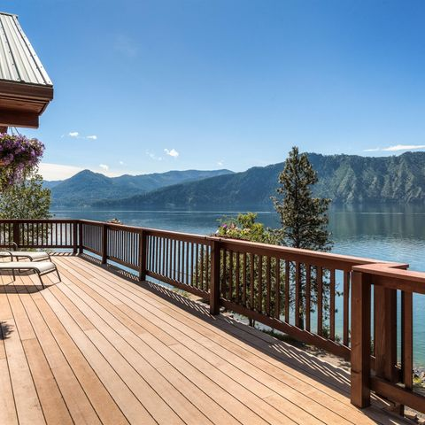 34155 N Pend Oreille Pines Dr, Bayview, ID 83803