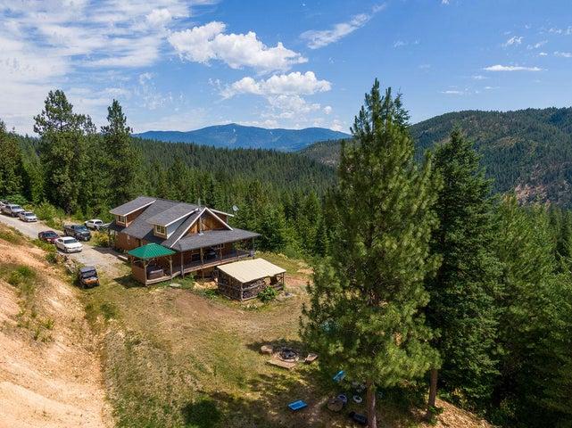 445 Moose Mountain Lane, Kingston, ID 83839