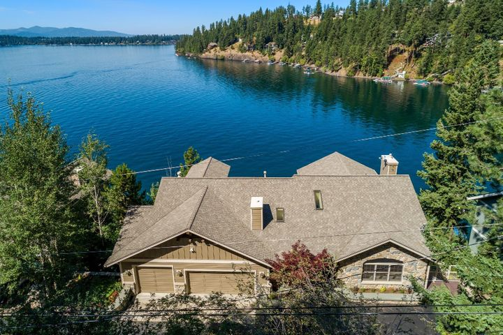 5884 E English Point Rd, Hayden Lake, ID 83835