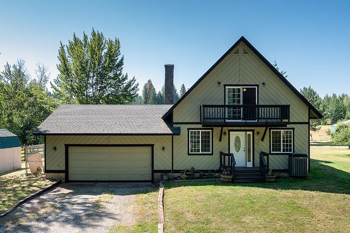 Hayden Lake Idaho Homes for Sale on 5-10 Acres