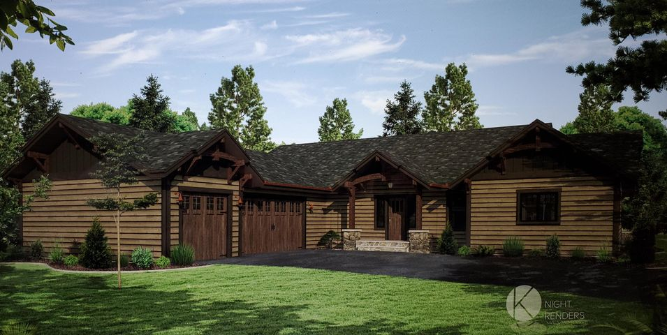 Custom home to be built with views of the prairie! Shops allowed! Call to schedule a private Consultation with the builder. Bring your own plans or choose from ours! Final plans include SS appliances, AC, Granite Counter-tops, french, Knotty alder trim and cabinetry. To many more upgrades to list. Seller Holds an Active Idaho Real Estate Licence.