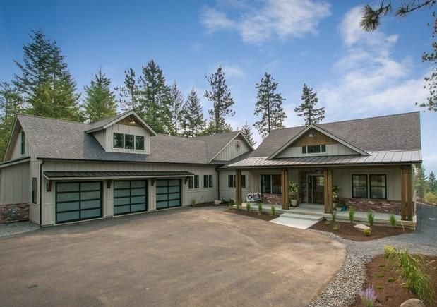 Enjoy North Idaho living at it's finest on this wooded, level 1.314 acre parcel in Lost Creek Estates. Live away from the hustle & bustle of the city but enjoy the convenience of city type utilities & public maintained roads. This home is to be built by one of the area's finest custom builders & will have the highest quality of finishes inside & out. With 3204 sq ft of living space includes an upstairs bedroom & bath in a large bonus area affording extra space for family enjoyment. Main floor includes a luxurious master suite with walk in tiled shower & walk in larger closet. Enjoy the chef's kitchen that opens into a large dinning acre & great room with gas fireplace & out to covered patio to enjoy those summer Bbq's & expansive southeast view. 4 total bedrooms & 3.5 baths.