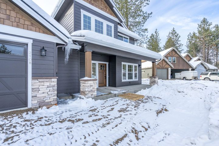 **TO BE BUILT!**Welcome to Trailside's newest phase at Coeur d'Alene Place! This brand new phase is next to CdA Place newest Park! The 2 Bear plan offers 5 bedrooms plus an office ( 5th bedroom & bonus are the same)  3.5 bathrooms, 3 car garage & 2884 sq ft. This home custom cabinets, gourmet kitchen with quartz countertops, full tile master bath & MORE! Craftsman exterior with hardi plank siding, stone accents & carriage style garage doors. Front yard landscape included. ** Photos are file photos of previously completed construction, finishes & upgrades may vary.