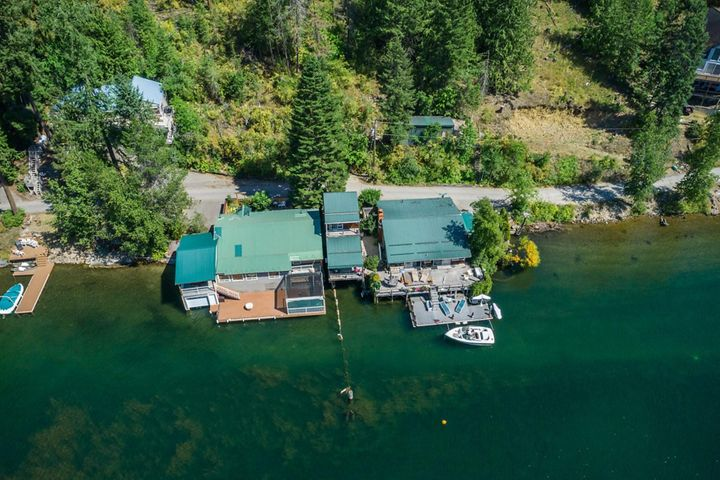 300 East Bottle Bay Road, Sagle, ID 83860
