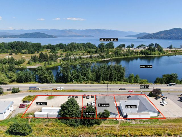 915 & 921 5th Ave, Sandpoint, ID 83864