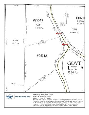 12474 W Rockford Bay Rd, Coeur d'Alene, ID 83814