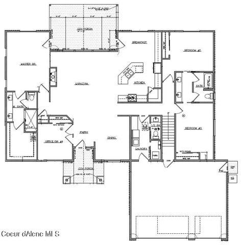 1438 W Remington Rd, Athol, ID 83801