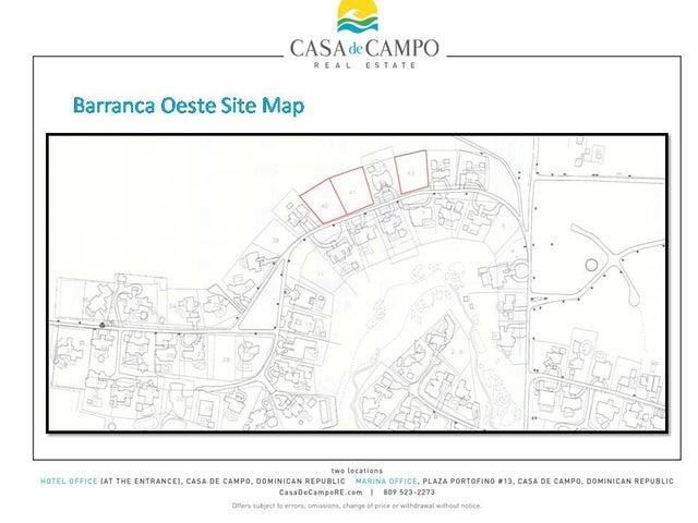 40 Barranca Oeste, Casa de Campo,