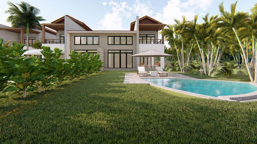 2 Los Altos Villas, La Romana,