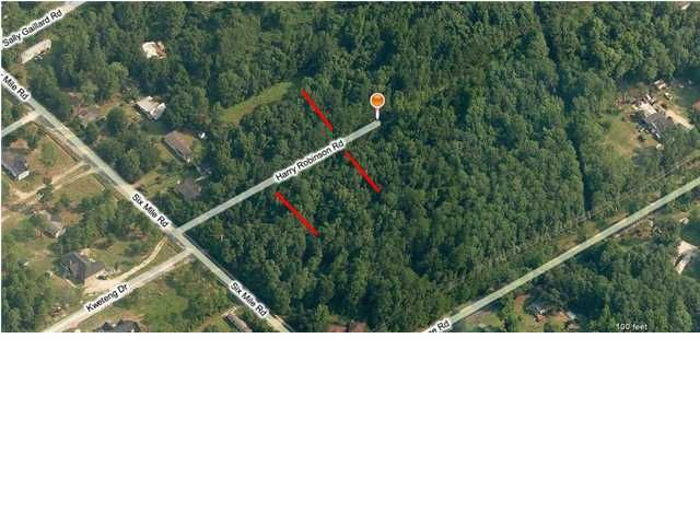 Harry Robinson Road Mount Pleasant, SC 29466