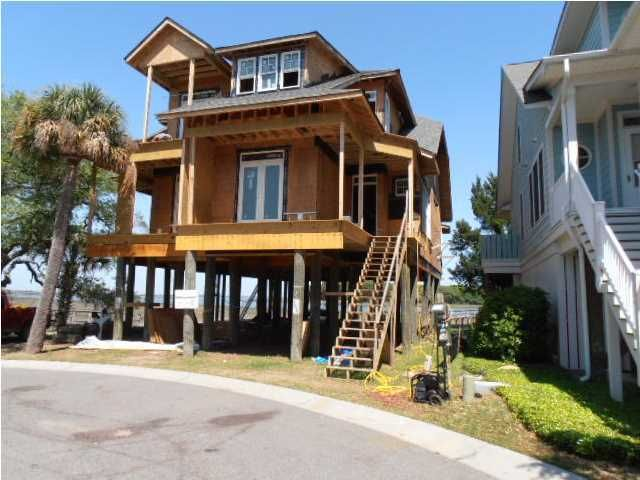 1657 Folly Creek Way Folly Beach, SC 29439
