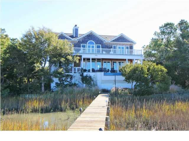 17 Seagrass Lane Isle Of Palms, SC 29451