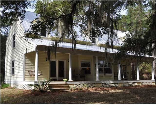 1575  Yellow House Road Wadmalaw Island, SC 29487