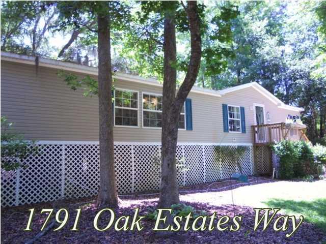 1791  Oak Estates Way Edisto Island, SC 29438