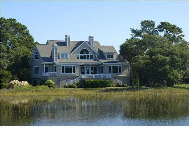 1109 Heather Island Drive Seabrook Island, SC 29455