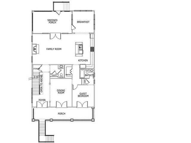 3551 Holmgren Street Mount Pleasant, SC 29466