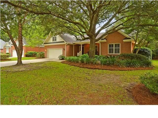 1221  Hidden Lakes Drive Mount Pleasant, SC 29464