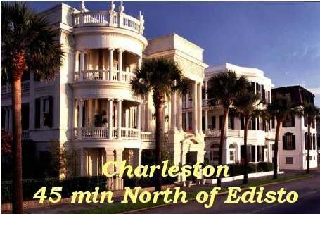 Eddingsville Beach Road Edisto Island, SC 29438