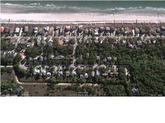 601 W Beach Court Folly Beach, SC 29439