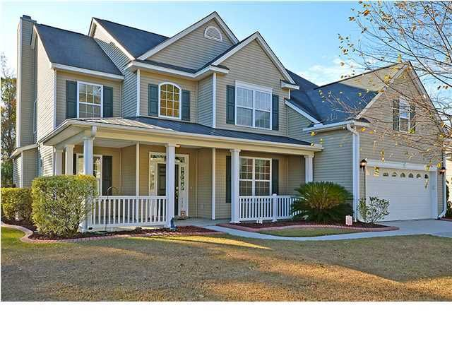 125  Spring Meadows Drive Summerville, SC 29485