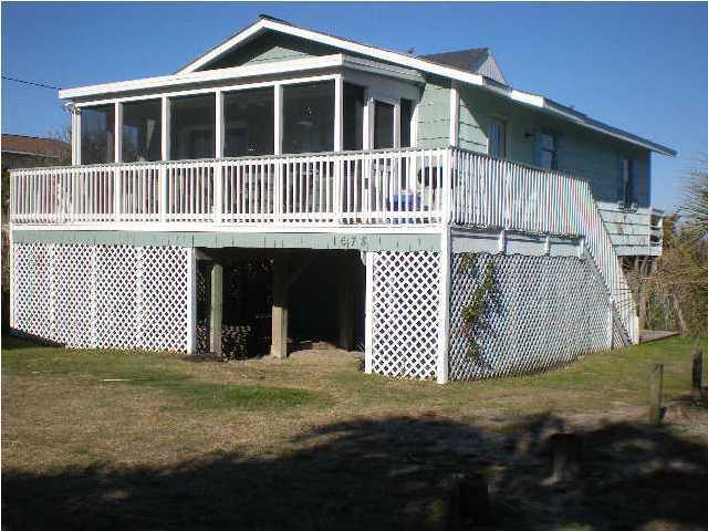 1678 E Ashley Avenue Folly Beach, SC 29439