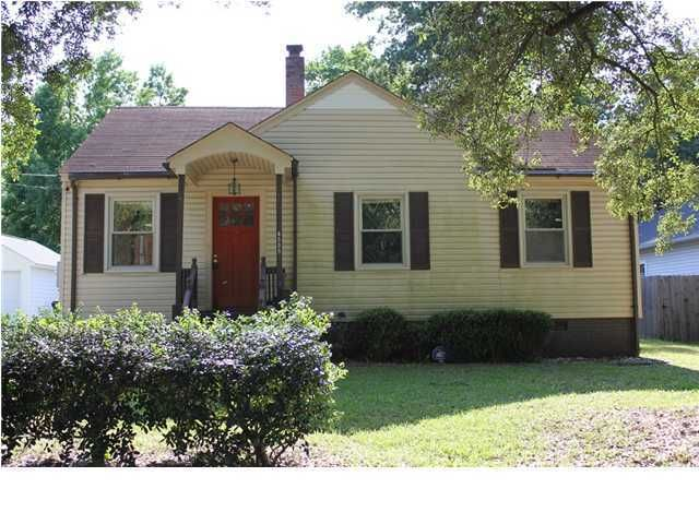 4509  Overbrook Avenue North Charleston, SC 29405