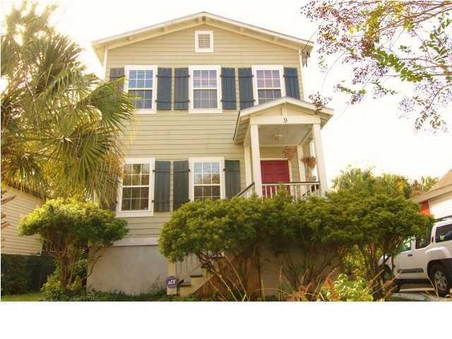 9 Larnes Street Charleston, SC 29403