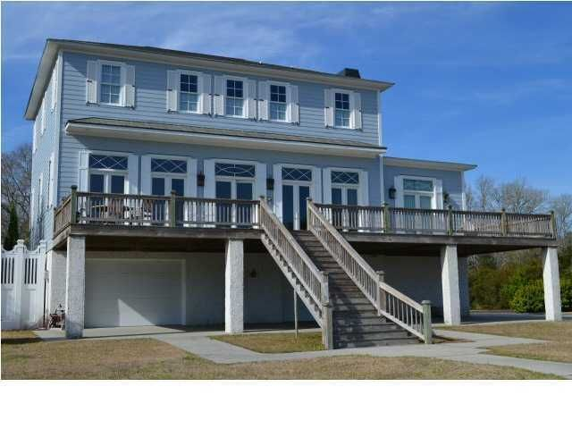 4496  Oyster Bill Road Meggett, SC 29449