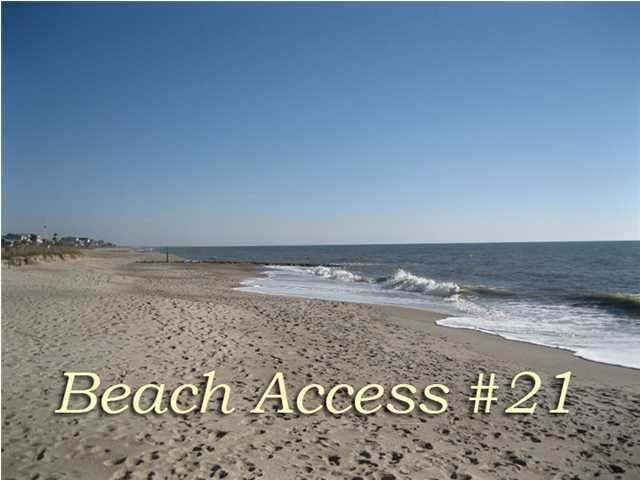 615  Magnolia Lane Edisto Beach, SC 29438