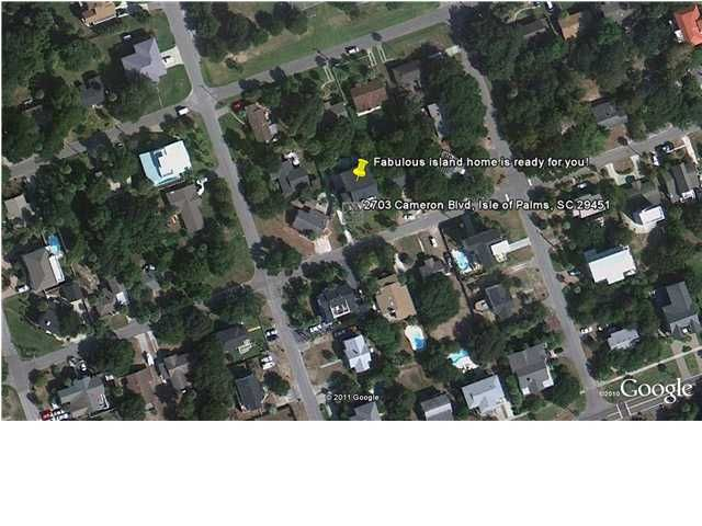 2703  Cameron Boulevard Isle Of Palms, SC 29451